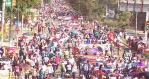 Megamarcha Nacional en Oaxaca 27 julio 2015(13)