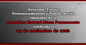 ACUERDOS Asamblea Mixta 5 noviembre 2016