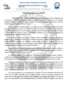Boletín - COMUNICADO A LAS BASES- 30 JUNIO 2017(1:2)