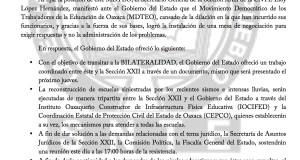 Boletin - COMUNICADO A LAS BASES - 24 octubre 2017