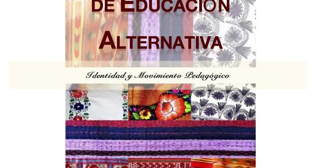 Documento Orientador VI Congreso Estatal de Educación Alternativa diciembre 2017