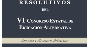 RESOLUTIVOS VI CONGRESO ESTATAL