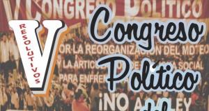 RESOLUTIVOS V CONGRESO febrero de 2018